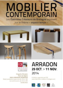 Affiche expo ECB 2014