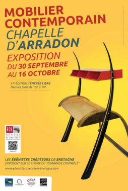 Affiche Expo ECB Arradon 2016
