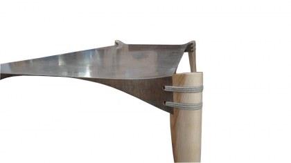 bureau composite bois/lin