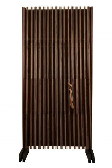 Enture - mur acoustique en bois