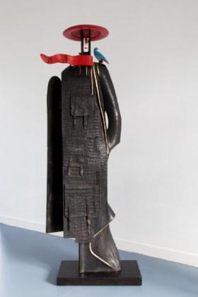 Sculpture - Le Voyageur -