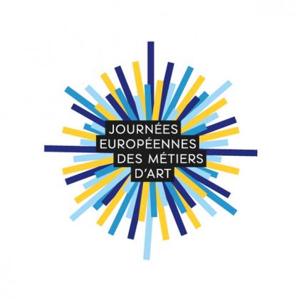 Logo Journées Européennes des Métiers d'Art