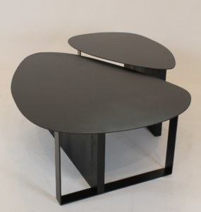 Duo de tables basses Onyx