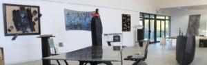 Vue d'ensemble 1 de l'exposition de Plérin